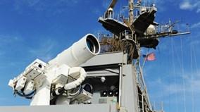 Khám phá vũ khí laser có tốc độ ánh sáng của Mỹ