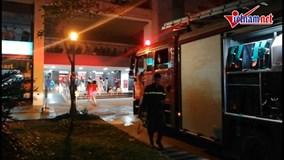 Cháy chung cư Tứ Hiệp, hàng trăm cư dân hoảng loạn