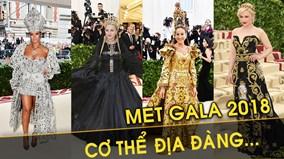 Sao nào sáng nhất trong dạ tiệc 'Cơ thể địa đàng'- Met Gala 2018?