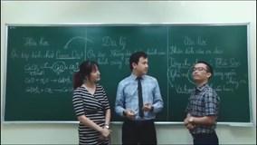 """Cười nghiêng ngả với """"Dạy học 3 trong 1 - giải pháp cho tương lai"""""""