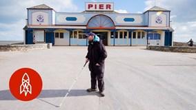 Chuyện về chàng trai khiếm thị một mình đi du lịch khắp thế giới