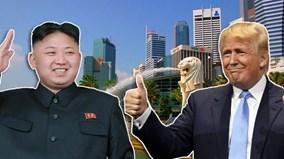 Vì sao 2 NLĐ Mỹ - Triều quyết chọn Singapore làm điểm gặp gỡ?