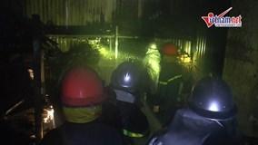 Bên trong toà nhà bị cháy ở bệnh viện Việt - Pháp