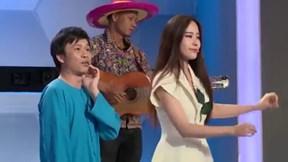 Hoài Linh hát bolero ngọt lịm với Nam Em