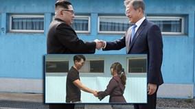 Người Hàn Quốc hào hứng 'nhập vai' hai NLĐ Hàn - Triều