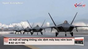 Hình ảnh cuộc tập trận khiến Kim Jong Un tức giận