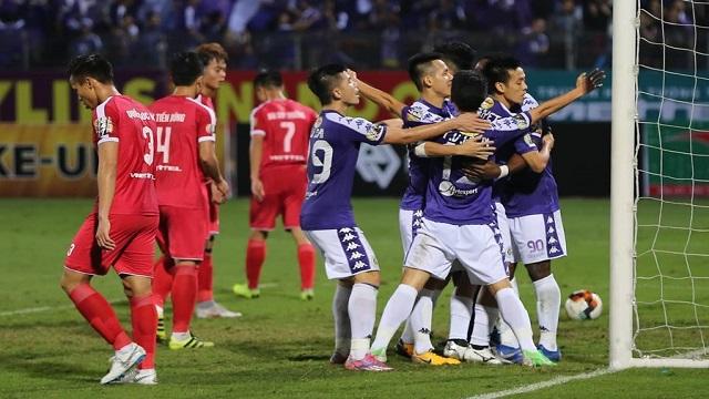 Highlight trận derby Thủ đô: Hà Nội FC hạ gọn Viettel 2 - 0