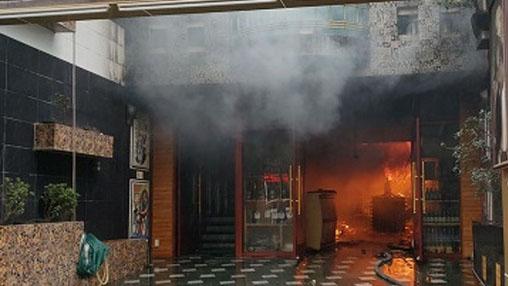 Cháy khách sạn ở Hải Phòng: Nữ nhân viên tử vong, 2...