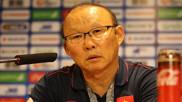 HLV Park dành lời ''có cánh'' cho U23 Thái Lan, tiết lộ về Đình Trọng