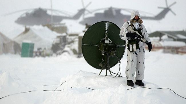 ''Đột nhập'' căn cứ quân sự của Mỹ tại Bắc Cực