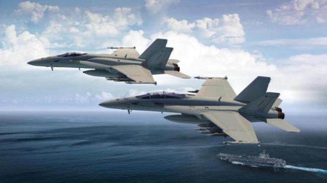 ''Vũ khí của tử thần'' trên những tàu sân bay Mỹ