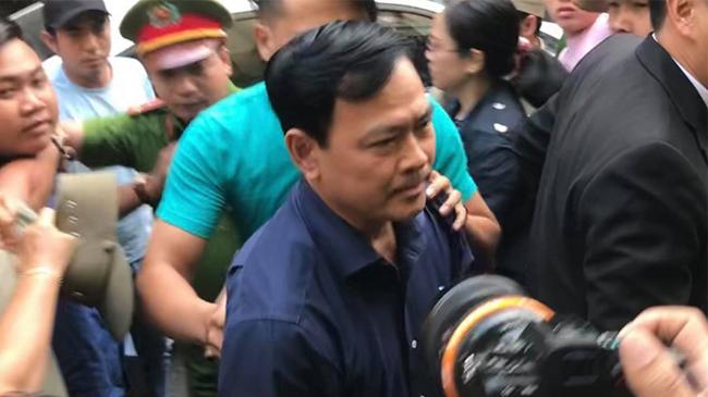 Ông Nguyễn Hữu Linh lãnh án 18 tháng tù