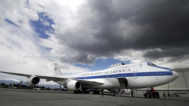 Bên trong chiến cơ 'ngày tận thế' mạnh hơn cả Không lực 1 của Tổng thống Mỹ