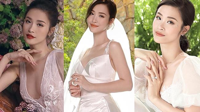 Chung Thanh Phong thiết kế 10 váy cưới đặc biệt cho Đông Nhi