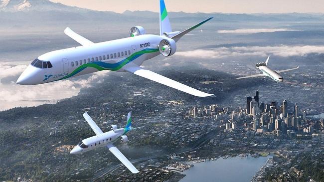 Chế độ lái tự động đang thay đổi ngành hàng không như...