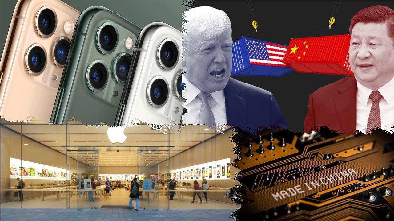 Trung Quốc cấm dùng thiết bị Mỹ, Apple thống trị thị...