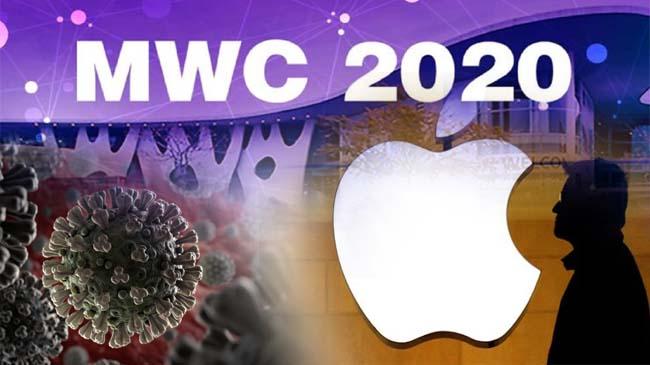 Virus Covid-19 khiến MWC phải hủy, Apple đối mặt khủng...