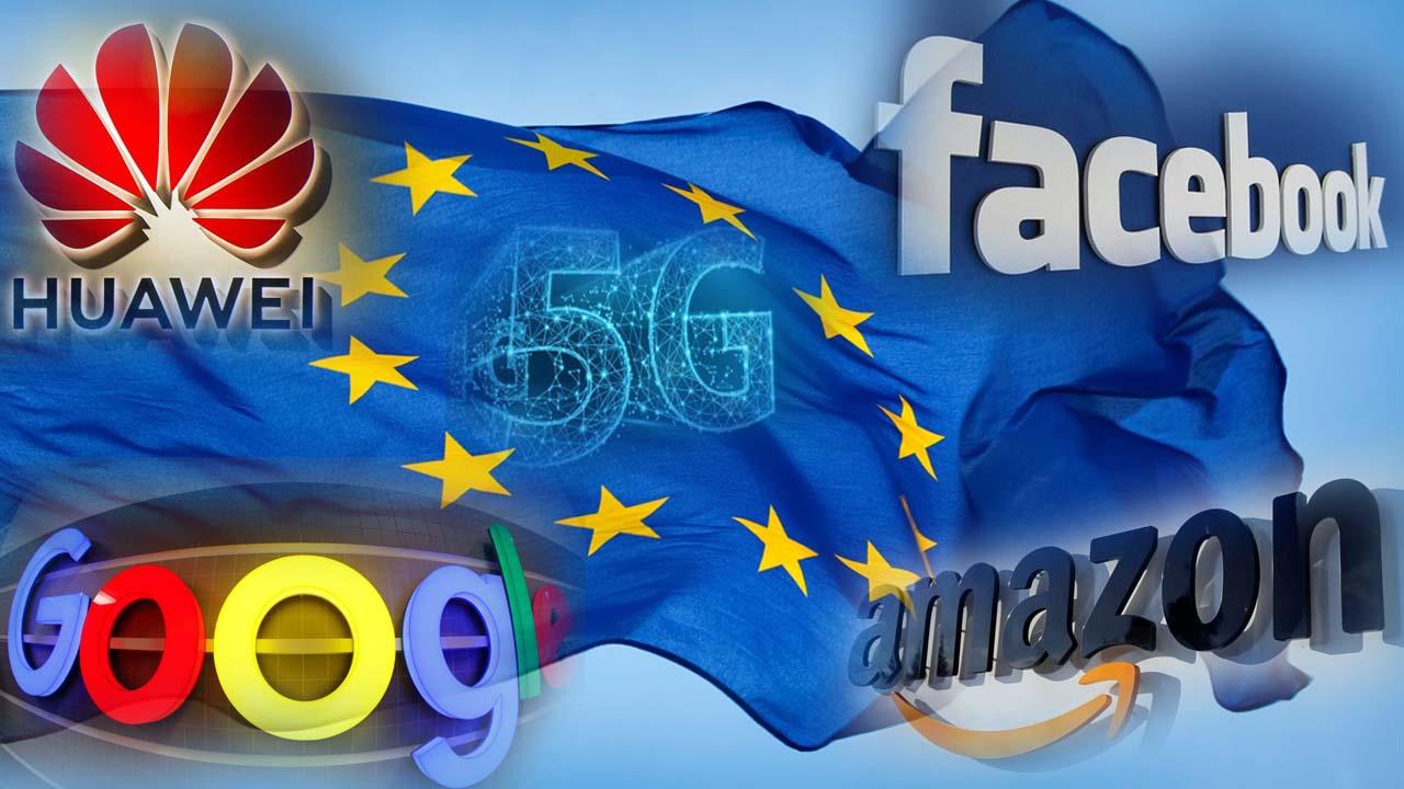 EU kiềm chế các ''gã khổng lồ'' công nghệ Mỹ, Pháp...