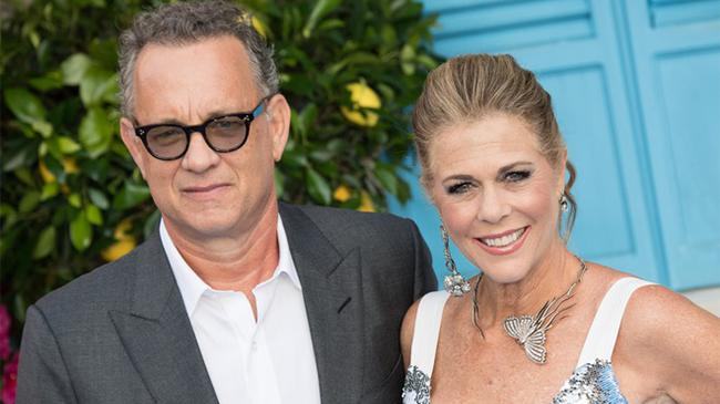 Vợ chồng ngôi sao Hollywood Tom Hanks dương tính với...