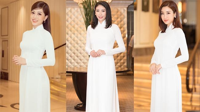 Hà Kiều Anh, Đỗ Mỹ Linh, Phương Nga ủng hộ cưới trước...