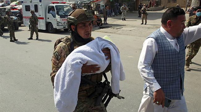 Xả súng ở bệnh viện Afghanistan, nhiều mẹ và bé sơ...