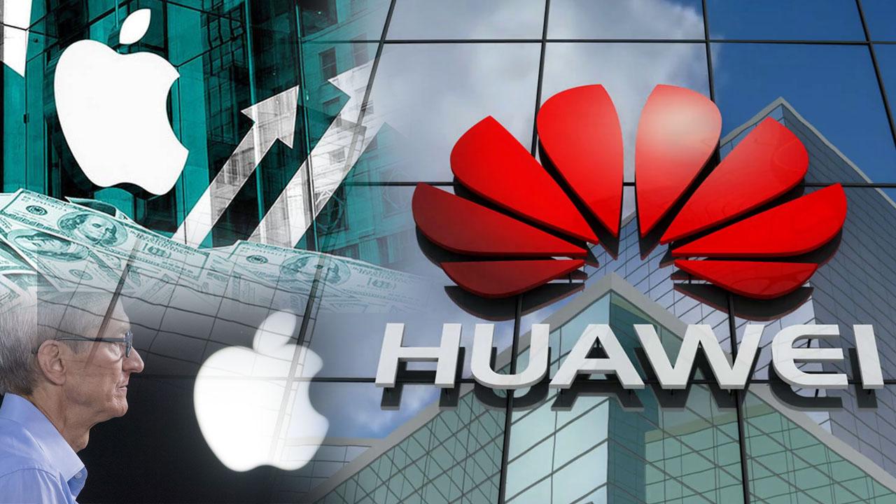 Huawei ''trọng thương'', Apple lập kỷ lục mới về giá...