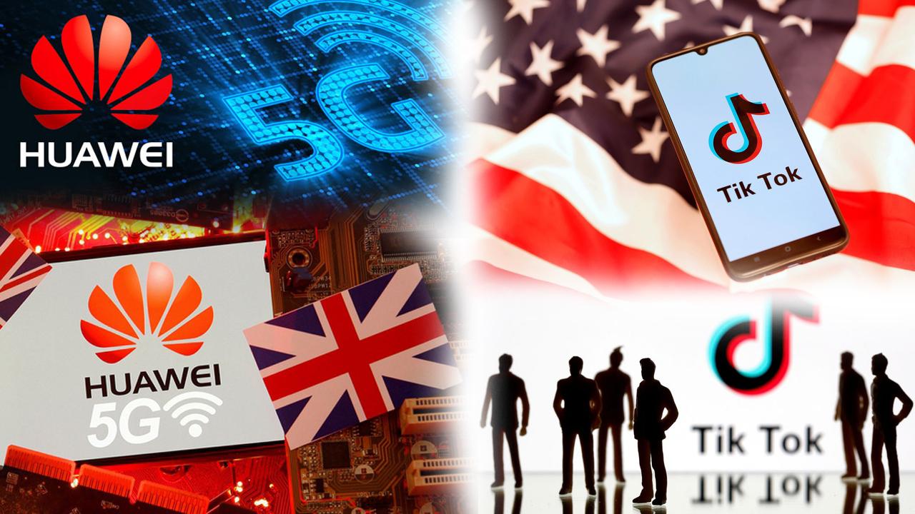 Anh ra ''tối hậu thư'' cho Huawei, Mỹ cân nhắc cấm TikTok
