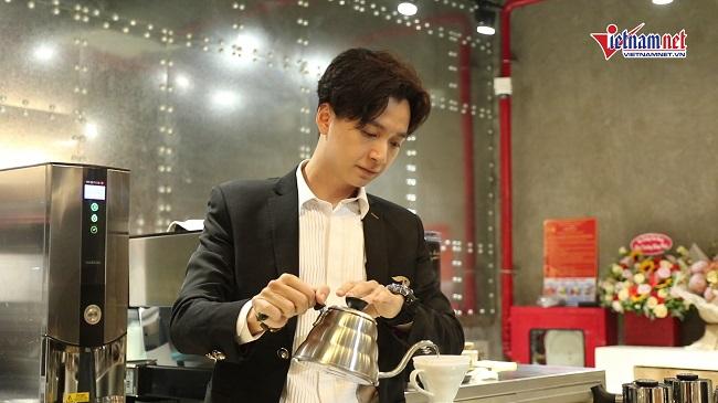 Ngô Kiến Huy thừa nhận nghệ sĩ cảm tính, kinh doanh...