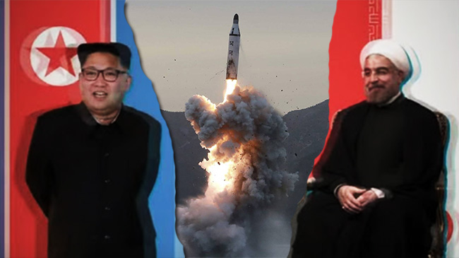 Iran bắt tay với Triều Tiên ''chọc tức'' Mỹ