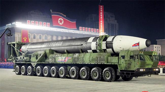 Phân tích sức mạnh tên lửa đạn đạo ''quái vật'' của...