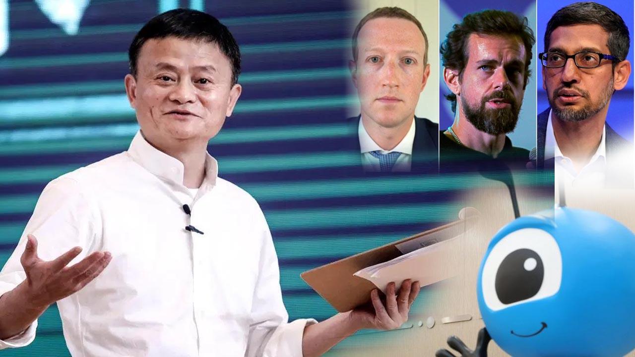 Jack Ma lại IPO rung chuyển thế giới, CEO 3 ông lớn...