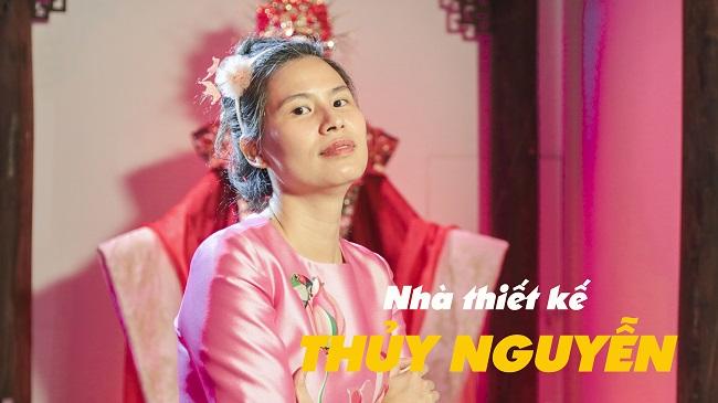 NTK Thủy Nguyễn: ''Nếu con người tôi nhàm chán sẽ tạo...