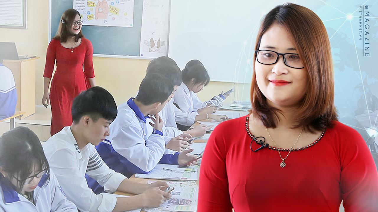 Lớp học ''Phi truyền thống'' của cô giáo người Mường