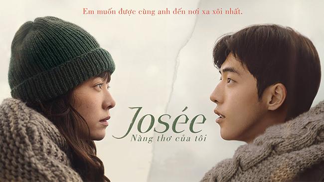 Phim 'Josée, nàng thơ của tôi': Tình buồn day dứt giữa...