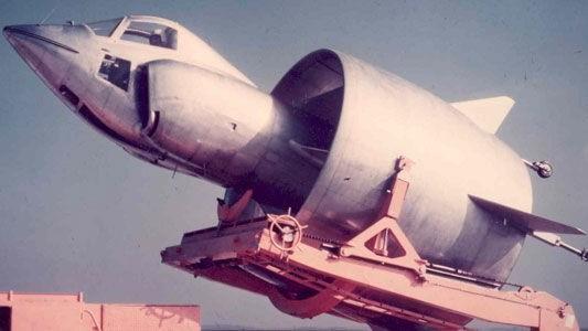 Số phận máy bay không cánh đầu tiên và cuối cùng trên...