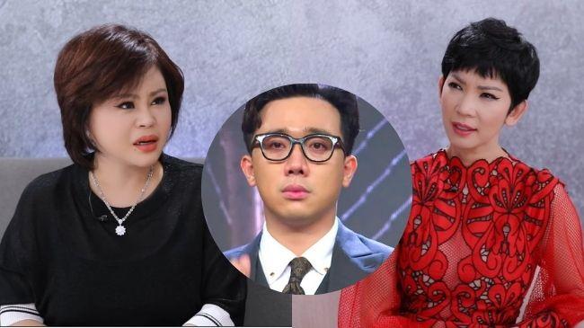 Lê Giang, Xuân Lan bênh Trấn Thành vì bị ''ném đá''...