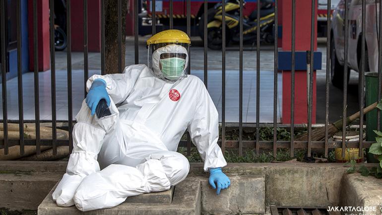 Covid-19: Indonesia tăng vọt số ca nhiễm, WHO cảnh...