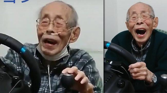 Cụ ông 93 tuổi trở thành