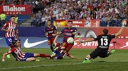 Highlights: Atletico Madrid 1-2 Barca