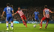 Clip Chelsea 1-3 Atletico Madrid