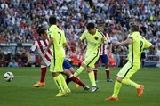 Highlights: Atletico Madrid 0-1 Barcelona