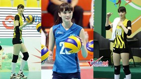 """Ngắm vẻ đẹp """"triệu người mê"""" tại giải VTV Bình Điền"""