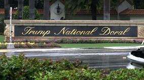 Nổ súng ở câu lạc bộ golf của TT Donald Trump