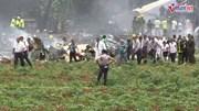 Máy bay Cuba rơi sau khi cất cánh, hơn 100 người thiệt mạng