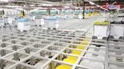 Xem hàng nghìn robot phối hợp đóng gói hàng