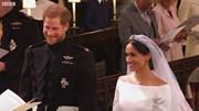 Toàn cảnh hôn lễ siêu lãng mạn của Hoàng tử Harry và Công nương Meghan