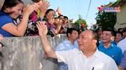Thủ tướng thăm khu nhà trọ của công nhân ở Hà Nam