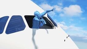 Cơ trưởng kể lại phút cân não khi thấy đồng nghiệp bị hút ra ngoài máy bay