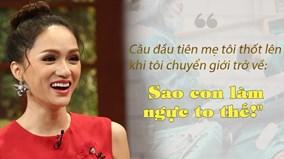 Hoa hậu Hương Giang kể lại hành trình chuyển giới đầy gian khổ