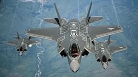 Máy bay tiêm kích tàng hình F-35 đắt nhất của Mỹ lần đầu tham chiến